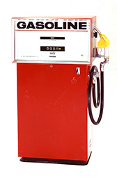 Launched Model 64 fixed gasoline dispenser Constructed Yokohama Plant