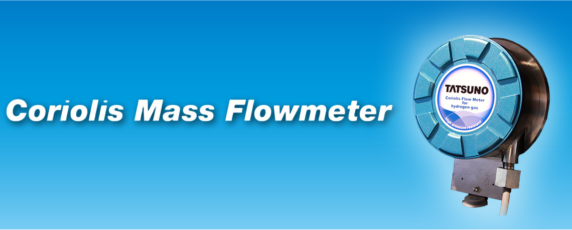 Coriolis Flow Meter for Hydrogen